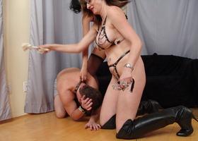 A femdom images set Image 1