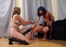 A femdom images set Image 3