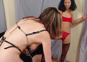 A femdom images set Image 6