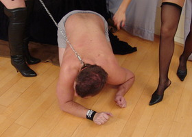 A horny femdom gellery Image 9