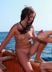A nude lady at the Euronat Image 7