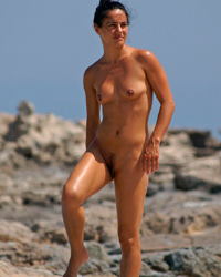 A nude lady at the Euronat Image 9