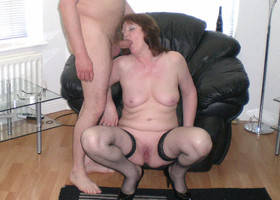 A mom couple in blowjob pictures Image 8