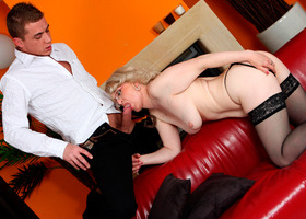 A mature couple in blowjob images Image 7