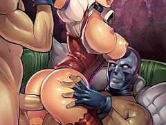 Comics Porn
