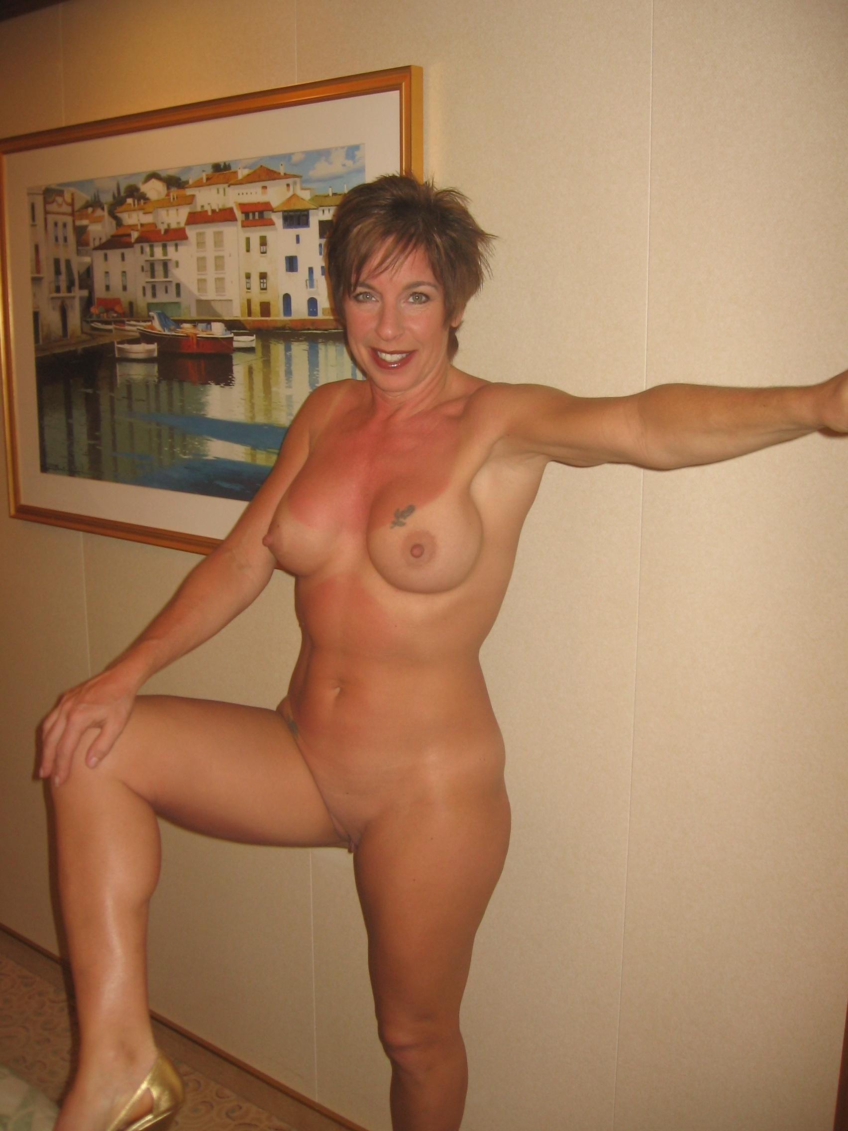 частное на голые мамаши фото