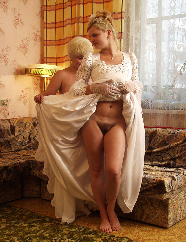 Секс после свадьбы с грудастой тещей