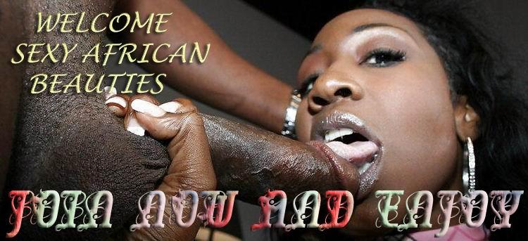 Sexy African Beauties