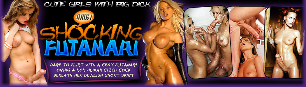 Shocking Futanari