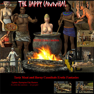 The Happy Cannibal