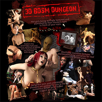 3D BDSM Dundeon
