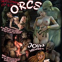 Fuckland Of 3D Orcs