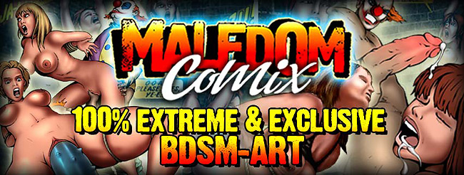 MaleDom Comix Collection Here. Full and with no Censorship!