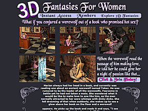 3d fantasies for women