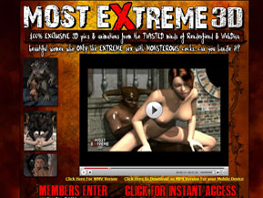 Most Extreme 3D