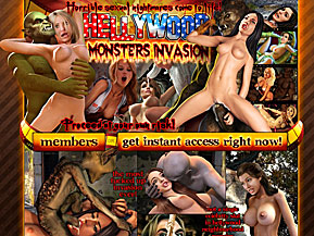 hellywood Monster Invasion