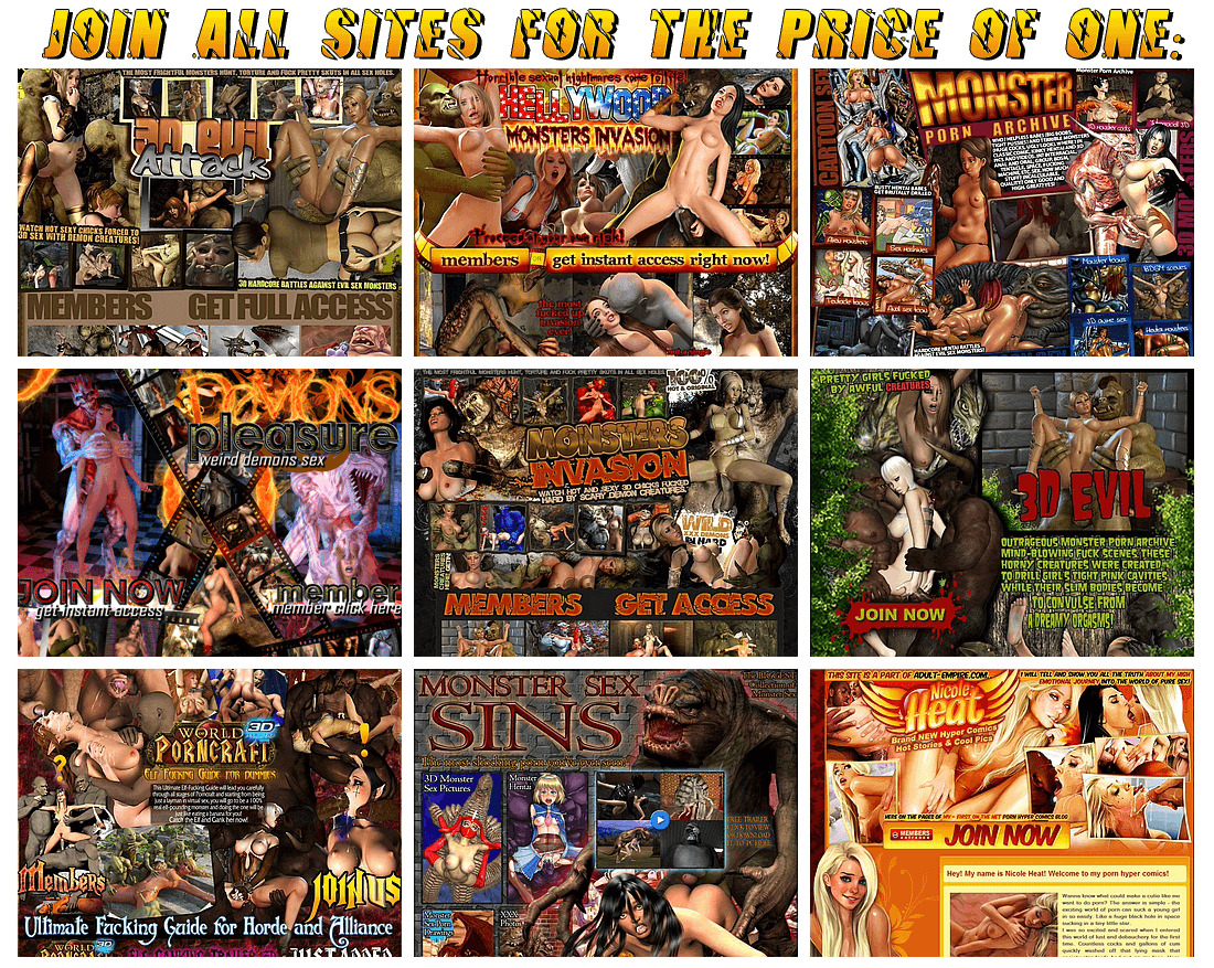 JOIN ALL SITES FOR THE PRICE OF ONE:
