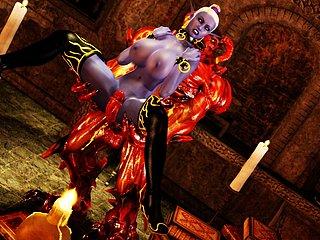 Kingdom of Evil Sample 6