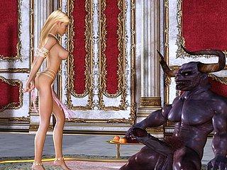 Kingdom of Evil Sample 2
