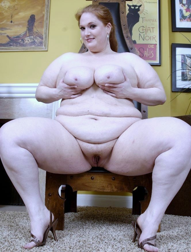 Голые Супер Толстые