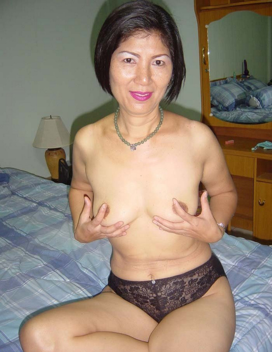 Asian milf cam