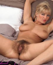 Solo hairy pussy