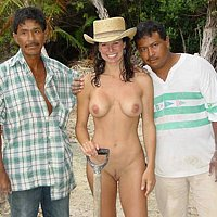 Clothed Males Naked Females