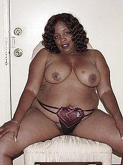 sexy big ebony
