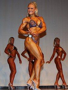 bodybuilder female
