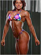 muscle girl