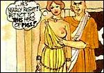 Erotic comics