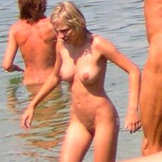 spy on nudists beach