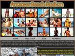 Amateur Beach Nudism
