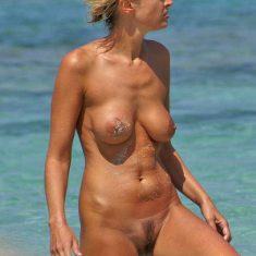 nude beach with Beach Spy Eye!