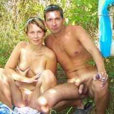 Nudists on beach photo and video amateur collection