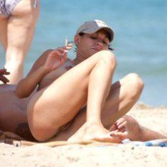 Nudist beach is Paradise for the real voyeur!