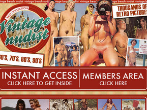 Vintage beach nudist - is a website that contains all of the classic porn nudist photography, and other antique erotica. If you've got a vintage nudist fetish for the classic cheesecake photography and artwork from yesteryear, then you'll love the photo archives found on this site