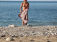 Nude Beach Voyeur