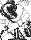 Pain Art: the best of cruel porn comics