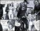 Pain Art: the best of cruel porn comics