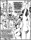 Free samples from cruel porn comics `The Roasting Grotto`