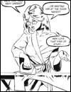 Brutal xxx cartoons and bloody adult comics