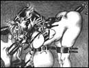 Brutal XXX drawings