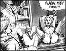 Extreme porn comics and scary adult stories