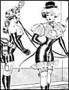 BDSM sex cartoons
