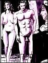 Adutl BDSM comics