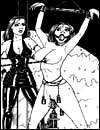 Uncensored sadistic porn comics and sex cartoons