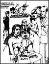 Free samples of various brutal porn cartoons from Girls Eater