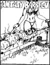 Free samples from Girls Eater. Cruel porn comics `Fantasy Barbecue`