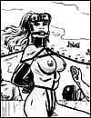 Cruel sex drawings